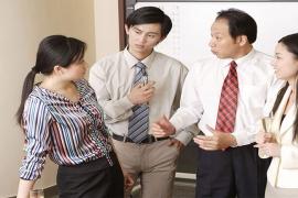 破译团队沟通障碍-拓展训练课程