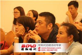 东华人保悦水庄两天一夜团建培训圆满成功
