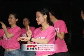 香港皇家优雅女子学堂2018年团队建设活动