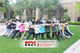 广州拓展训练为学员带来成长!