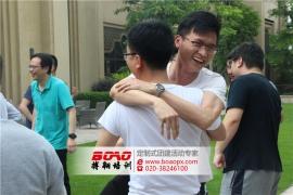 广州拓展培训流程的创新