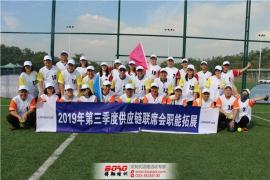 北京集顺工程棒球团建顺利结束